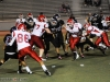 Burroughs vs Hoover Varsity Football 10-18-12  4561