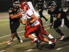 Burroughs vs Hoover Varsity Football 10-18-12  4582