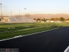 Burroughs Stadium  has New Track, New turf, new everything.  (Photo by Ross A. Benson)