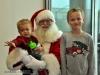 Santa at the Towncenter