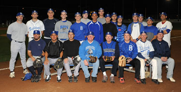 Burbank High Baseball Alumni from last year will be back for another battle in 2011