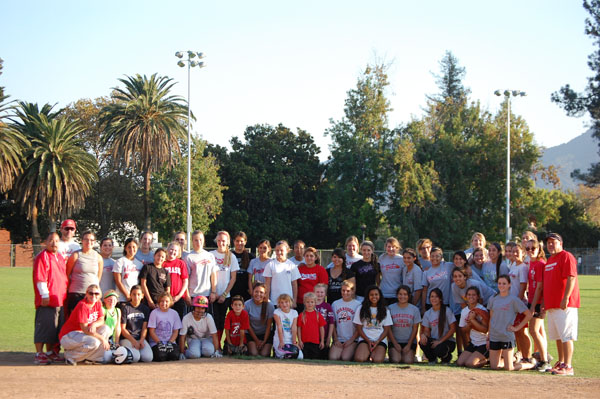 JBHS Softball Camp