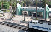 Burbank Metrolink Station