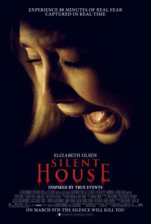 SILENT HOUSE - One Sheet