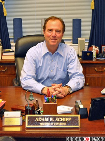 California Rep Adam Schiff