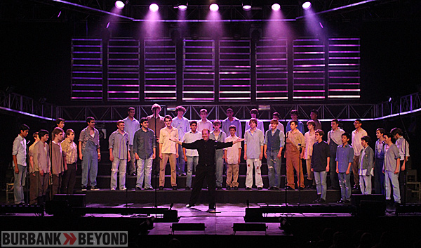 "Award Winning Sound Dogs Preform durning this years Pop Show 2012 ""One Voice"" (Photo by Ross A. Benson)"