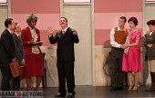 "JBHS Drama Presented ""Once in a Lifetime"" in the Burroughs Audutorium. (Photo by Ross A. Benson)"