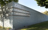 Verdugo Park Swimming Pool. (Photo by Ross A. Benson)