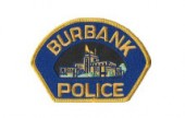 Burbank Police BPD Patch