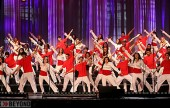 Burbank High's 'In Sync' brings the house down with this song 'Bit of Holiday Cheer' (Photo by Ross A. Benson)
