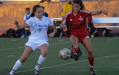 Burbank vs. Burroughs Girls Varsity Soccer