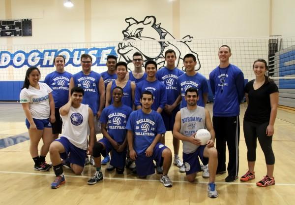 Burbank Volleyball 2013 (Photos by Ross A. Benson)