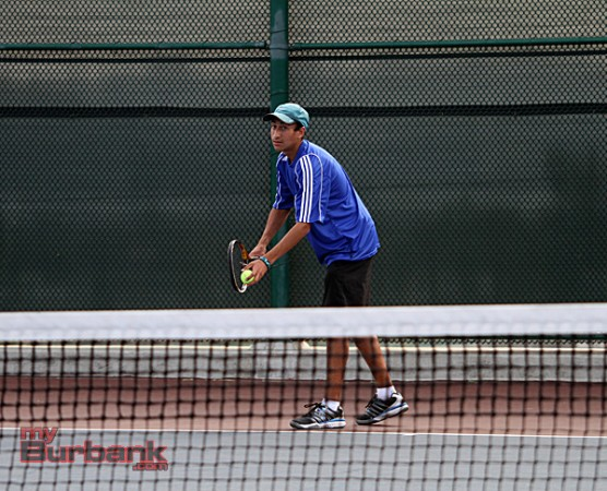 Burbank Tennis (Photo by Ross A. Benson)
