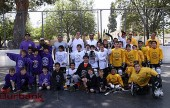 Burbank Roller Hockey League (Photo by Ross A. Benson)