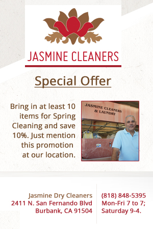 Jasmine Dry Cleaners