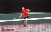 Burroughs Top Singles Player. (Photo by Ross A. Benson)