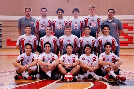 Burroughs Indians, Pacific League champions (Photo courtesy of John Burroughs High School)