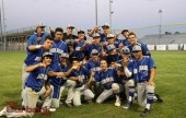 Burbank Bulldogs, 2013 Pacific League champions (Photo by Ross A. Benson)