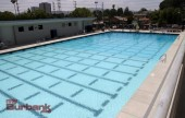The Verdugo Park Pool an Olympic Size pool almost ready for use. (Photo by Ross A. Benson)