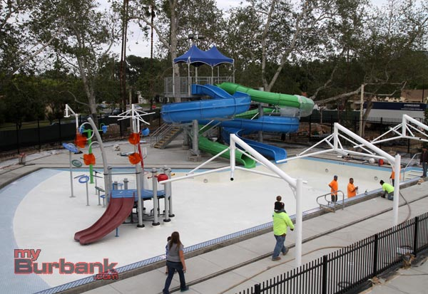 City 39 S Water Bill May Run A Little High This Month As Verdugo Pool Is Filled