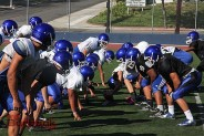 The Bulldogs are preparing for another exciting season (Photos by Dick Dornan)