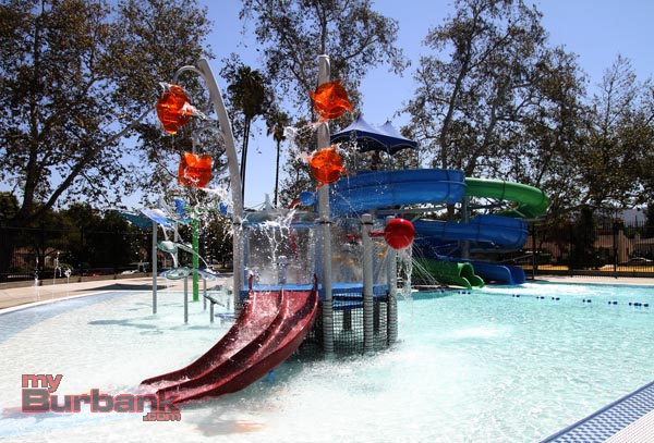 Verdugo Park Pool Receives Its Official Opening