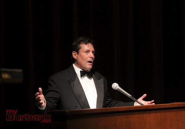 BIFF President / Festival Director Jeff Rector. (Photo by Ross A. Benson)