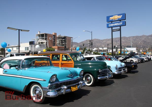 community chevrolet car show one for the ages. Cars Review. Best American Auto & Cars Review