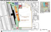 Replacement Terminal proposed for Bob Hope Airport would have the same amount of gates as today's terminal (14)