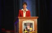 Burbank Mayor Emily Gabel Luddy. (Photo by Ross A. Benson)