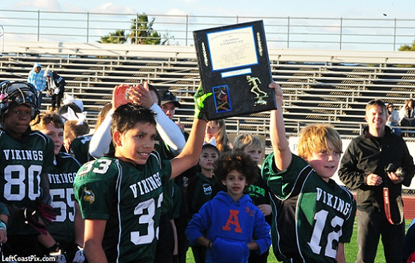 Midget Green- Super Bowl champions (Photo courtesy of Jim Floyd)