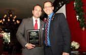 Realtor of the Year: Chris Rizzotti presented by Outgoing President Eric Benz