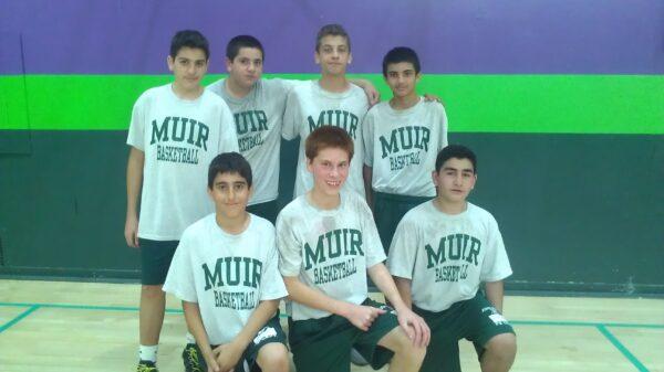Muir Mustangs: CHAMPIONS
