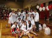 Burroughs Indians: 2014 UNDEFEATED LEAGUE CHAMPIONS (Photo by Ross A. Benson)