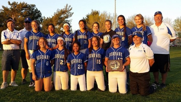Burbank Bulldogs: 2014 Pacific League champions (Photo courtesy of Mike Delaney)