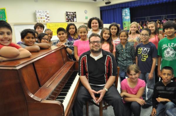 Photo Courtesy of Education Through Music - LA