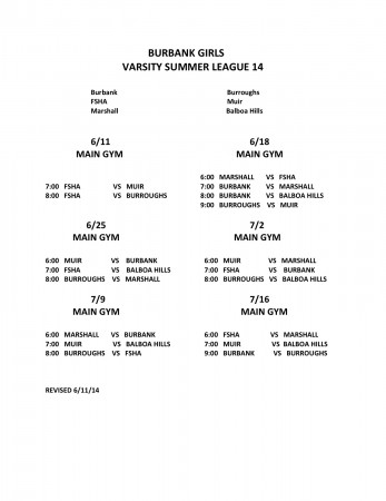 BHS_Varsity_Summer_League