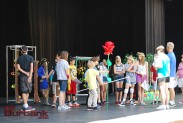 "Burbank Youth Summer Theatre Institute rehearse ""A Midsummer Night's Dream."" (Photo By Lisa Paredes)"