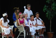 "Burbank Youth Summer Theatre Institute presents ""A Midsummer Night's Dream."" (Photo By Lisa Paredes)"