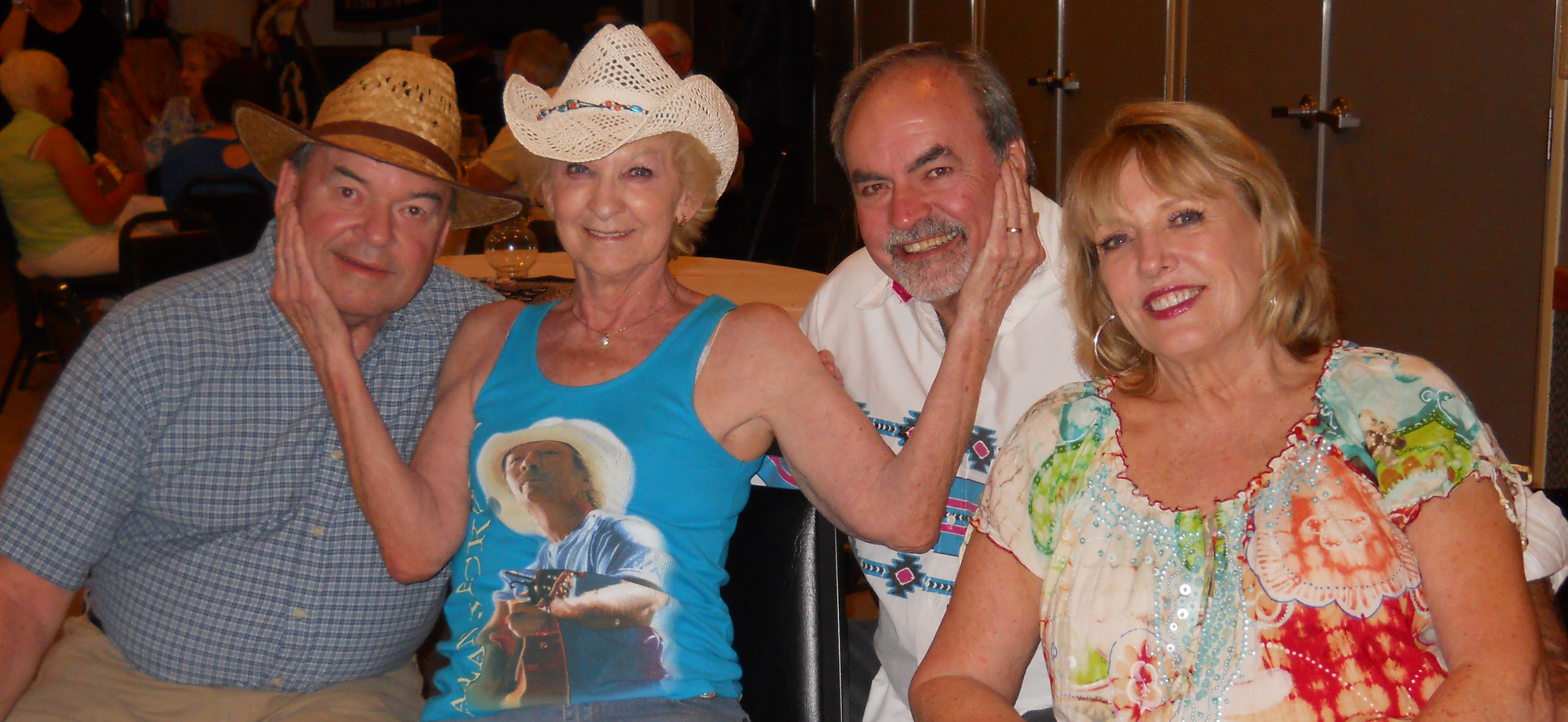 Fun at the summer hoedown at the Burbank Elks Lodge in 2013. (Photo ...