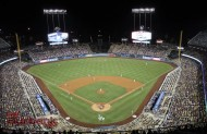Blue Heaven at Chavez Ravine (Photo by Ross A. Benson)