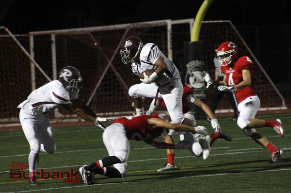 The Indians upended the Panthers with a strong second half (Photo by Ross A. Benson)