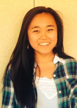 Burbank High School's Candace Kim is a semi-finalist for the National Merit Scholarship awards. (Photo Courtesy of Burbank High School)