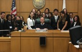 Burbank High Mock Trial