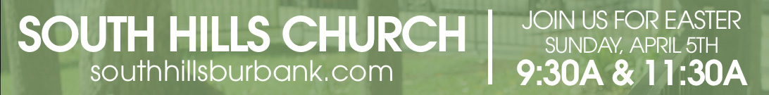 South Hills Church April 5