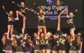 Luther Burbank Middle School Cheer squad placed second in the 2015 USA Spirit Junior Nationals competition. (Photo Courtesy Luther Cheer/USA Spirit Junior Nationals)