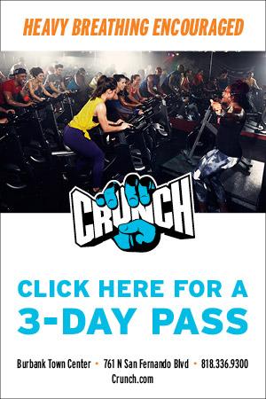 Crunch Start April 8