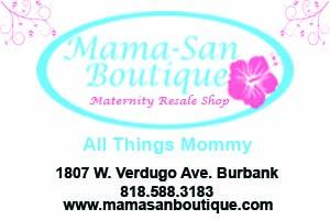 Mama Boutique April 27