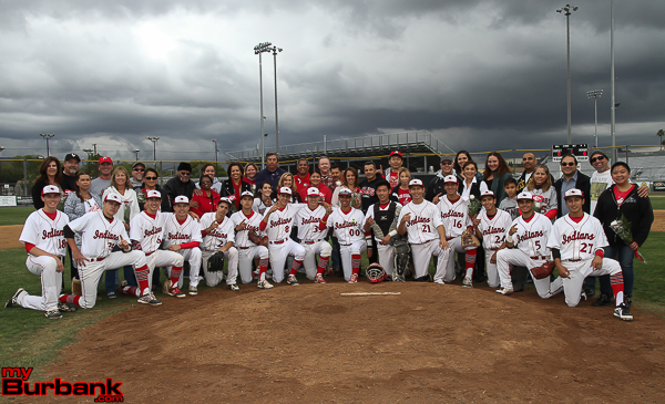 Burroughs Senior Class and Parents  (Photo by Ross A. Benson)