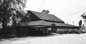 Jefferies Barn